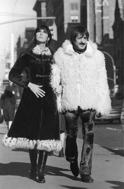 Sonny and Cher,NYC