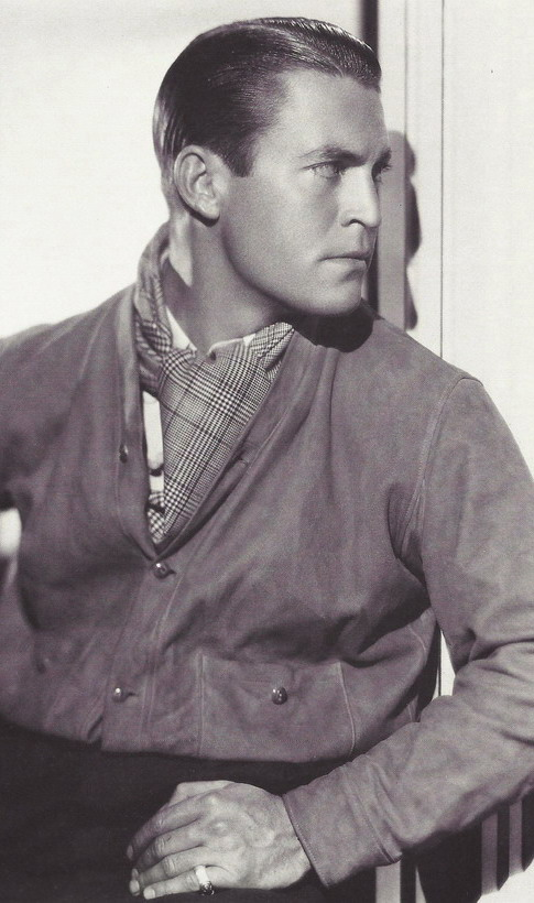 Chester Morris par William Walling, vers 1935