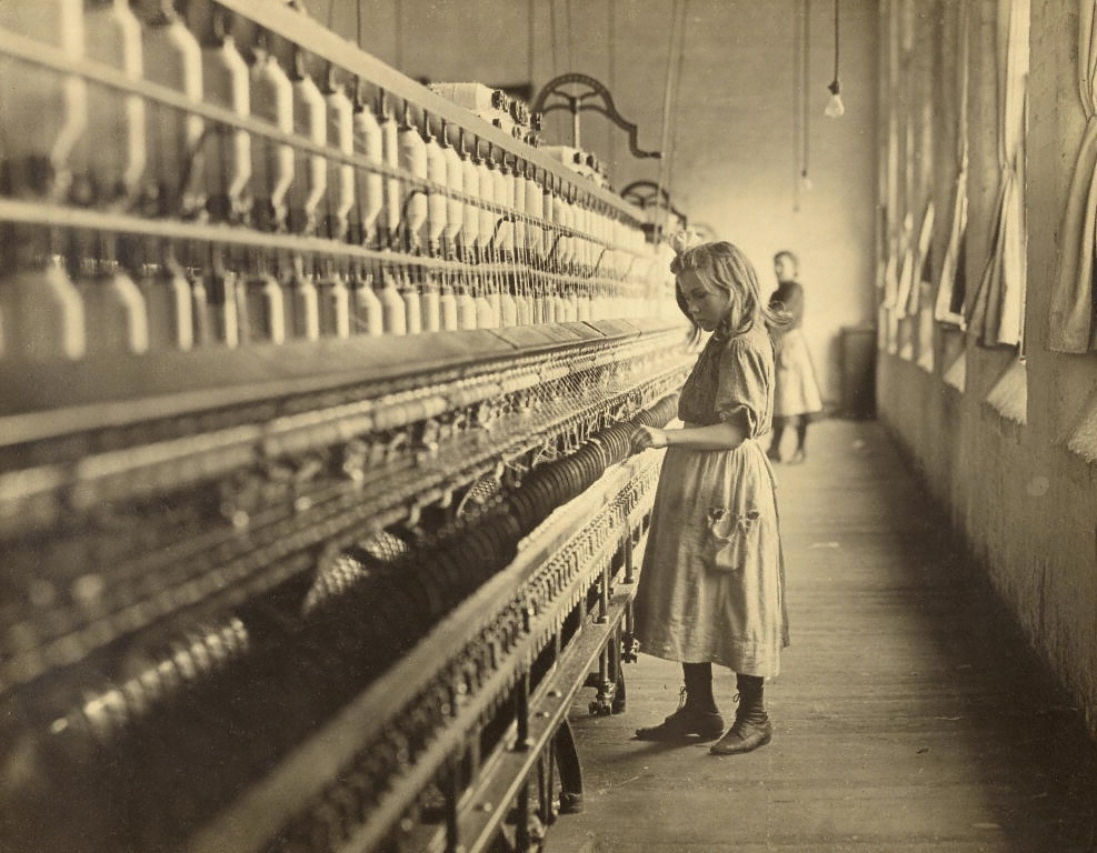 Child Labour, 1910