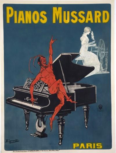 Pianos Mussard