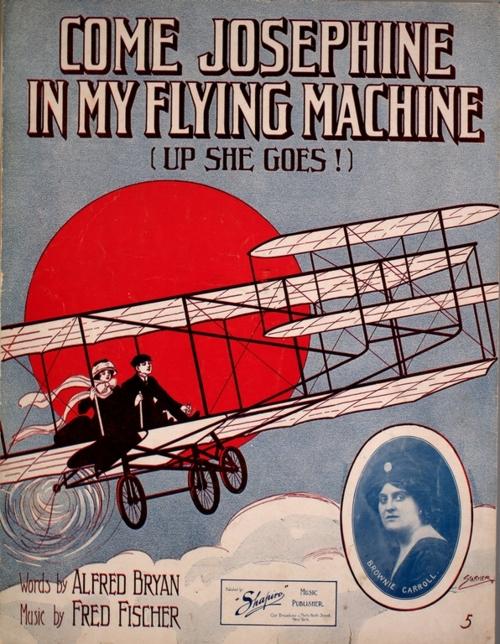 Come Josephine in My FlyingMachine