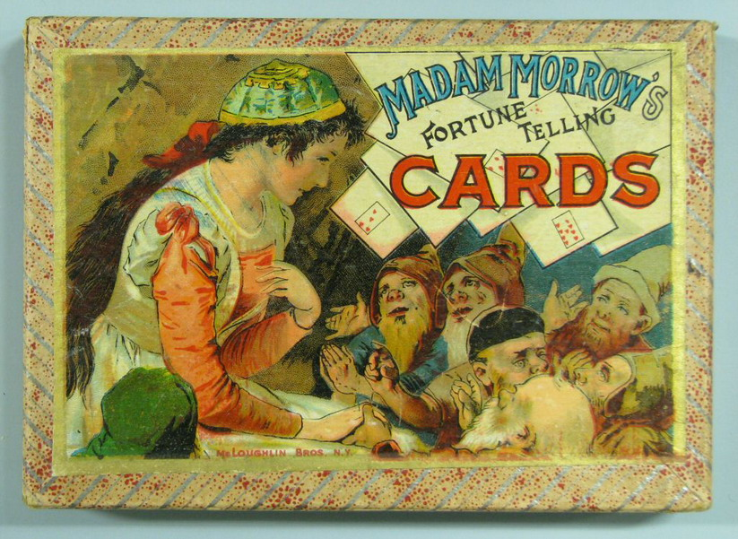 Madam Morrow's Fortune TellingCards