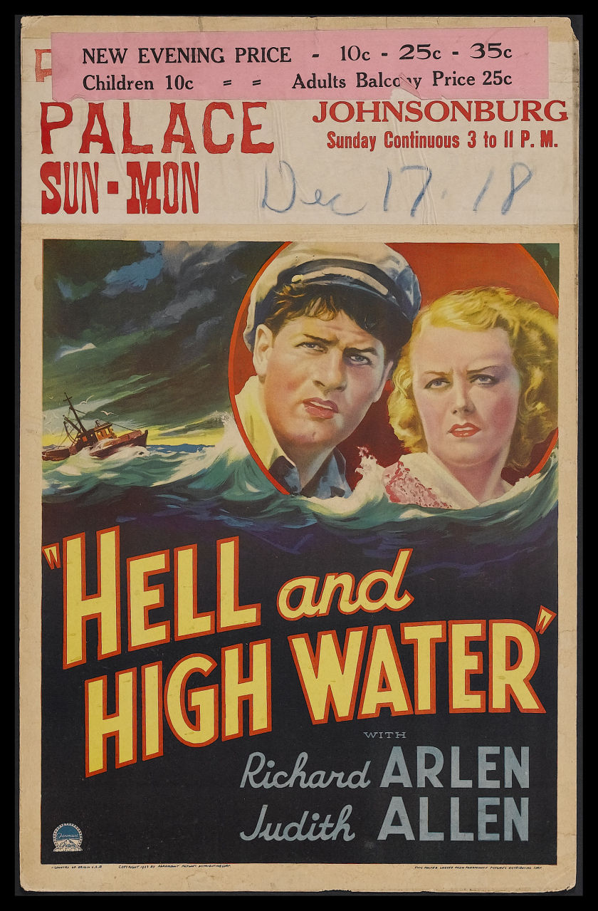 Hell and HighWater