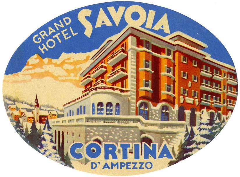 Grand Hotel Savoia, Cortina,Italia