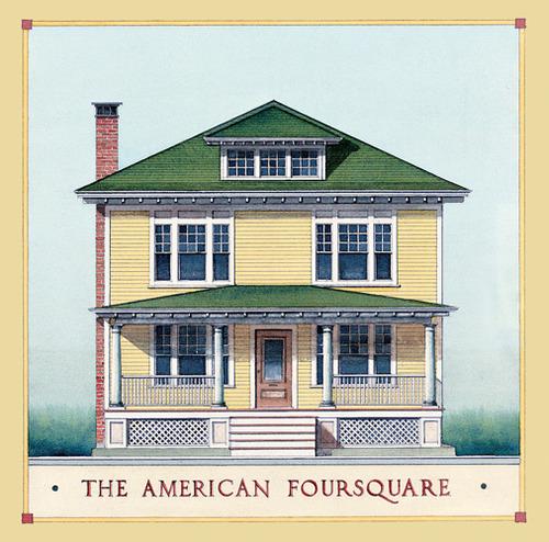 The American Foursquare