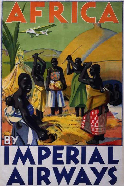 Africa by ImperialAirways