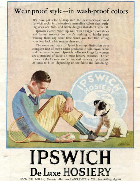 Ipswich De LuxeHosiery