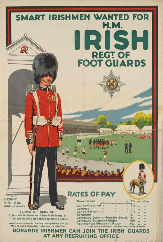 Irish Regiment of FootGuards