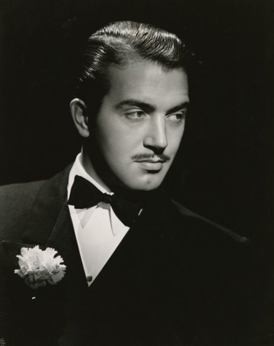john payne by hurrell