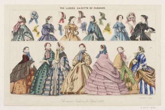 ladies gazette of fashion