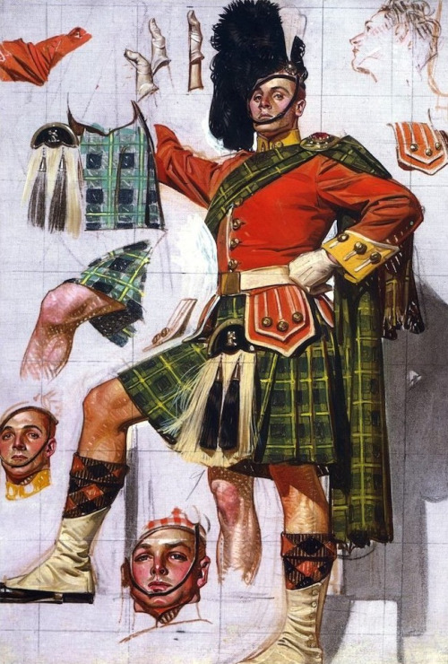 leyendecker scotsman