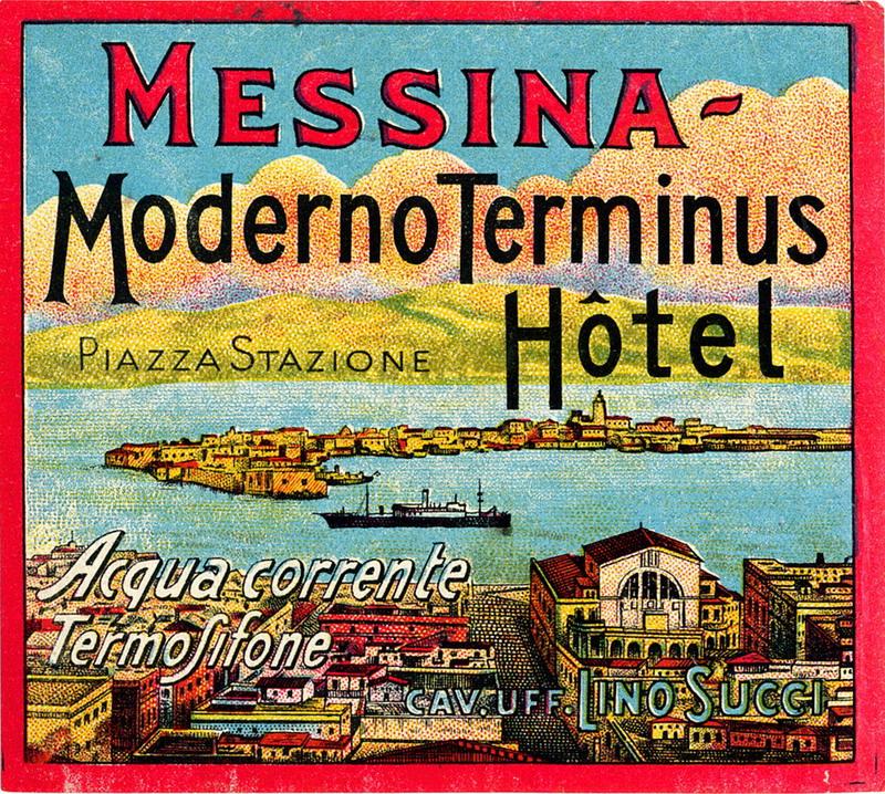 Moderno Terminus Hotel, Messina,Italia