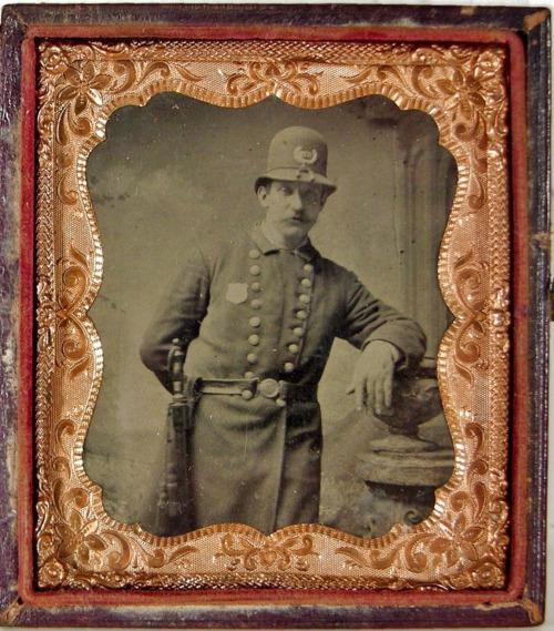 Policeman, 1800s