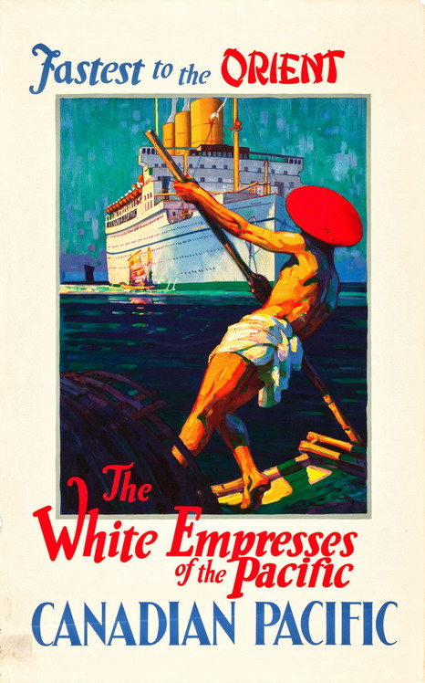 The white empress of thePacific
