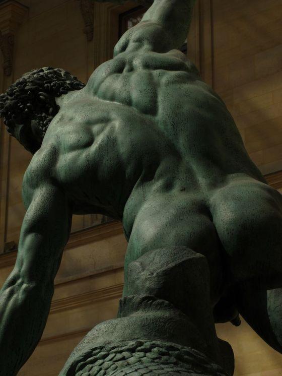 statue butt 23