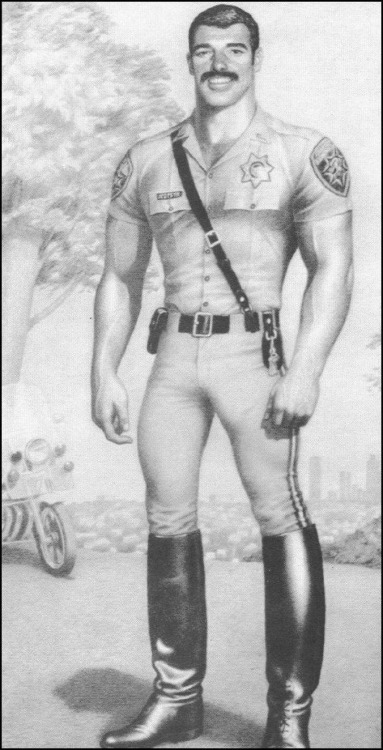 Tom of Finland Cop