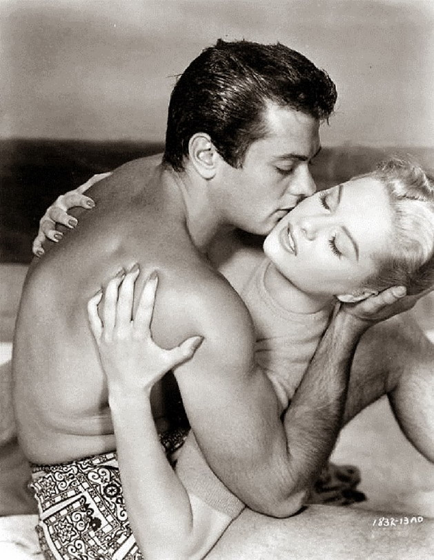 Tony Curtis and ?