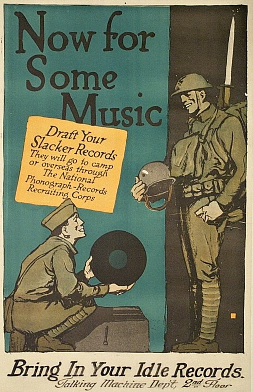 WWI records