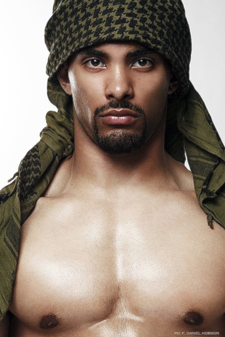 Arab model