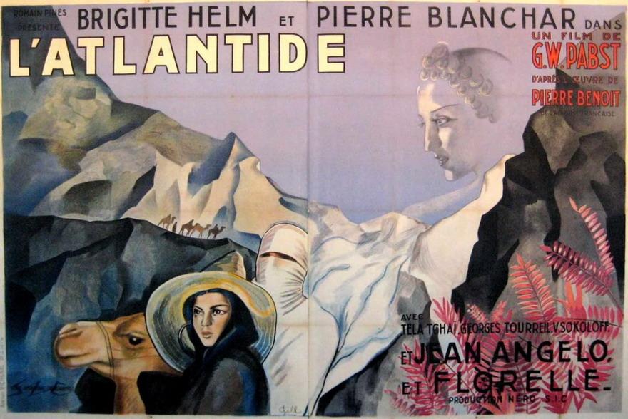 L'Atlantide avec Brigitte Helm,1932