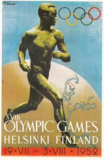 Helsinki Olympics, 1952