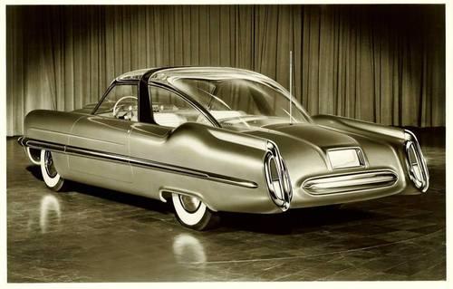 1953 Lincoln XL500 conceptcar