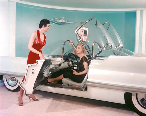 1956 Lincoln Futura conceptcar