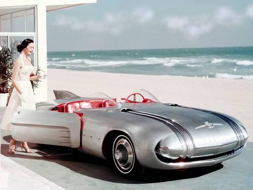 1956 Pontiac Club de Mer conceptcar