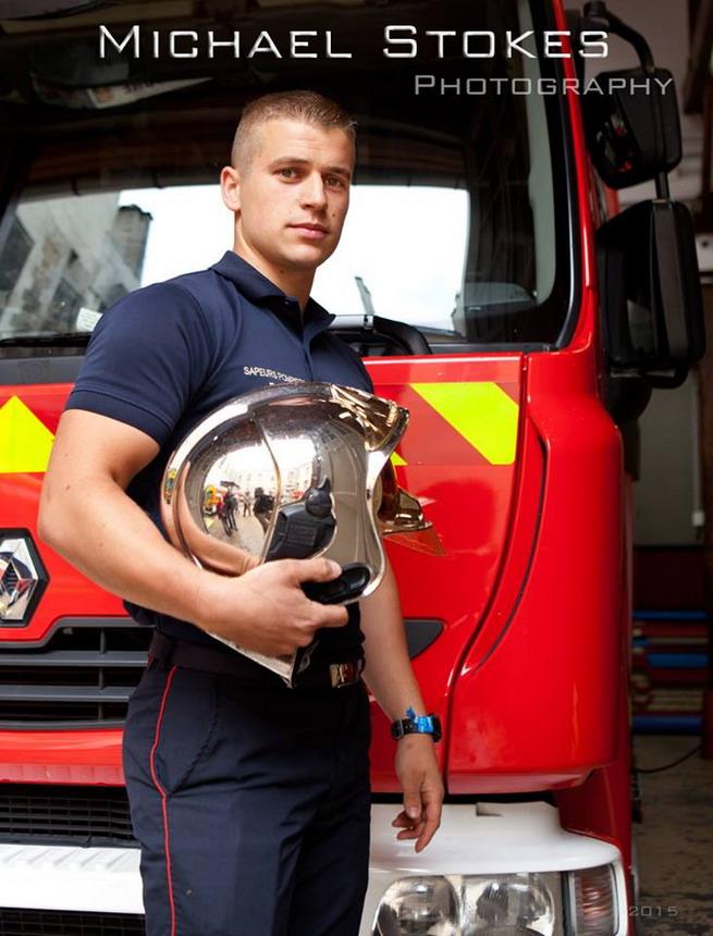 Pompier Francais/French Fireman