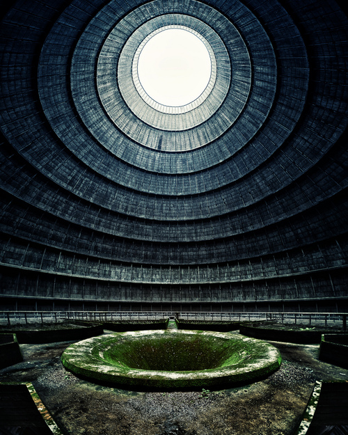 nuclear cooling tower 500