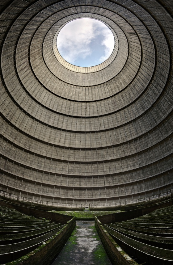 nuclear cooling tower 501