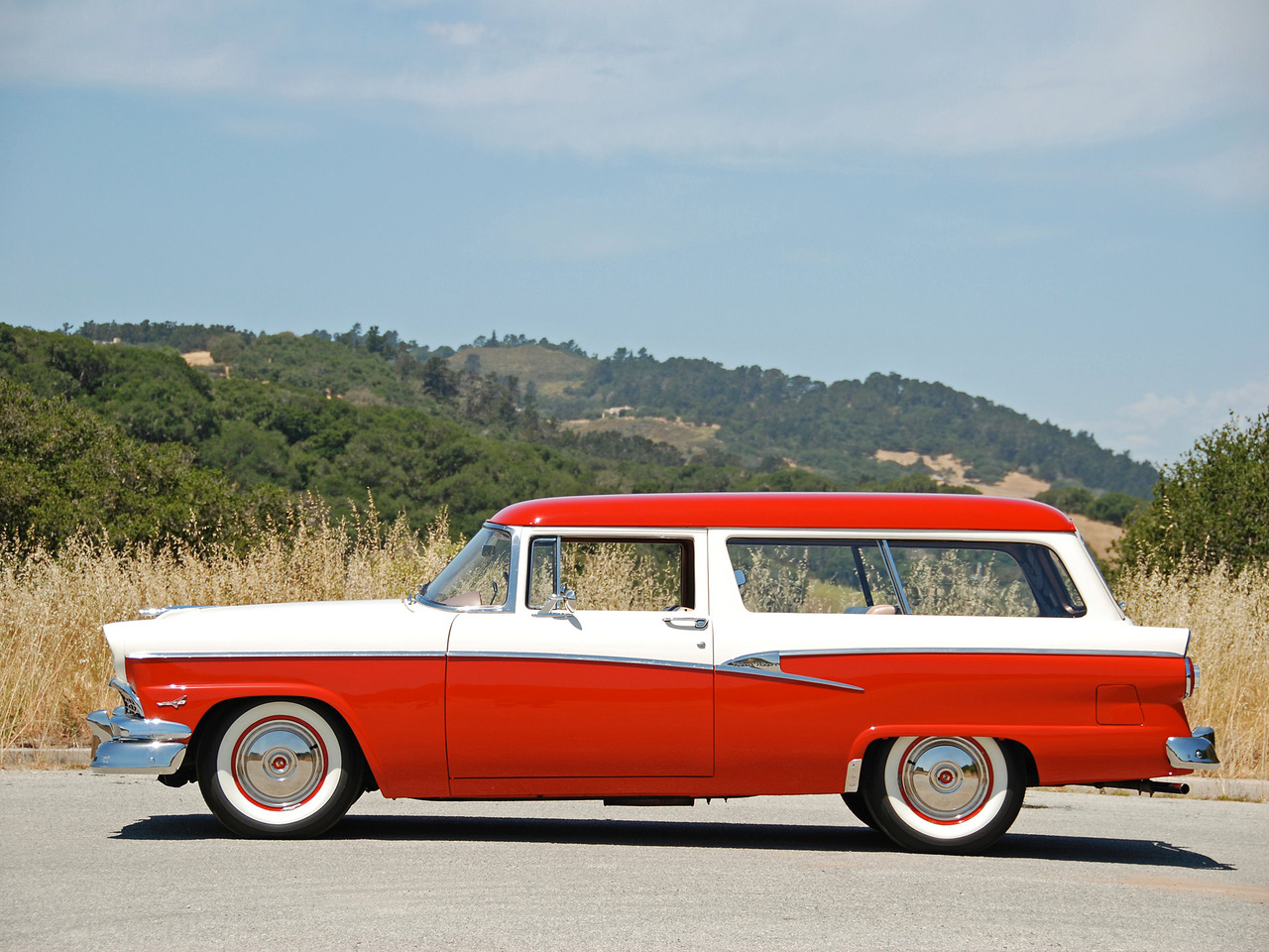 1956 Ford Custom RanchWagon
