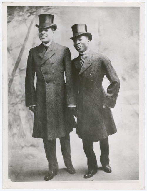 Vintage African-American VaudevilleTeam