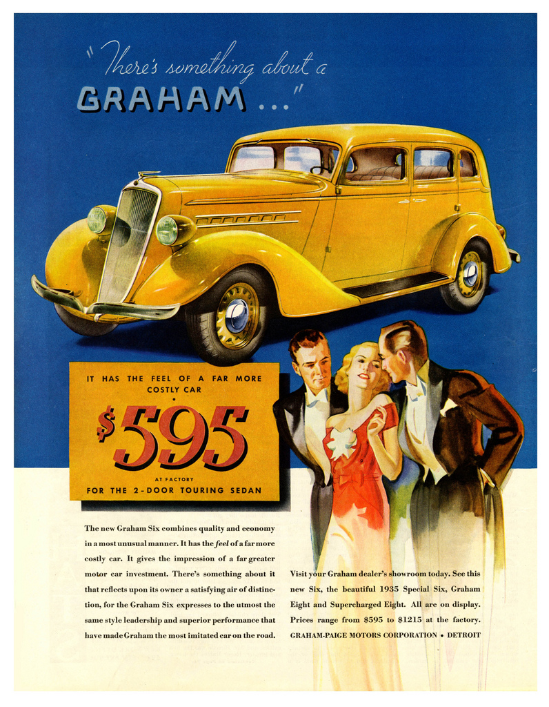 There's something about a Graham (1930s)