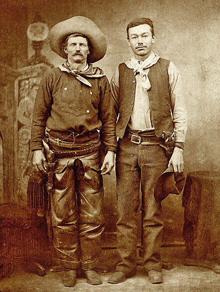 Cowboys Together