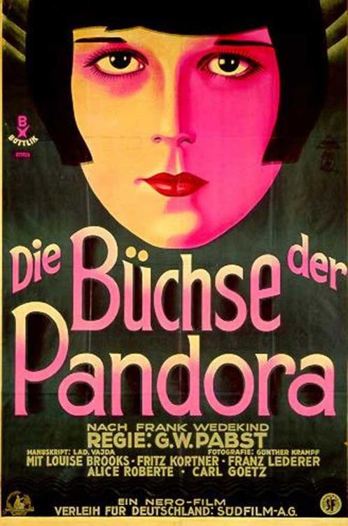 Die Busche der Pandora,1929