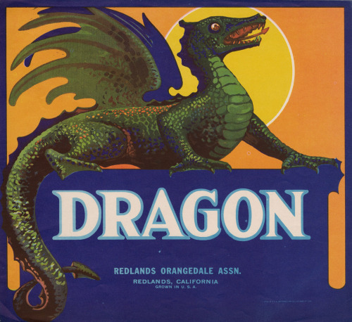 Dragon Oranges, California