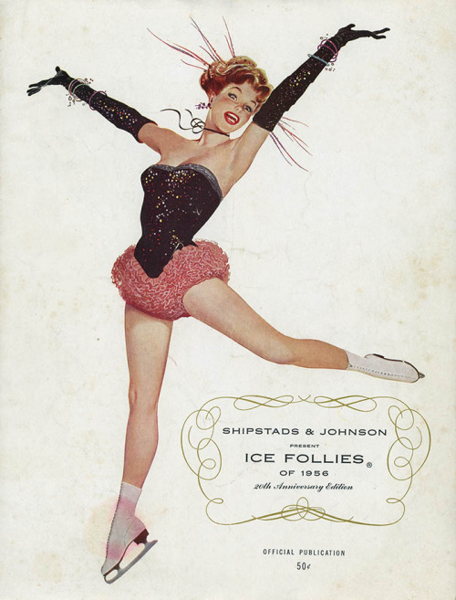 Ice Follies, 1956