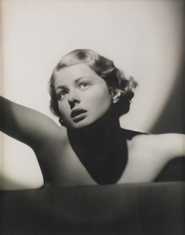 Young Ingrid Bergman,1935