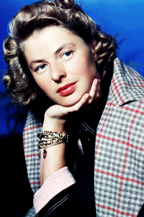Ingrid Bergman, 1950s