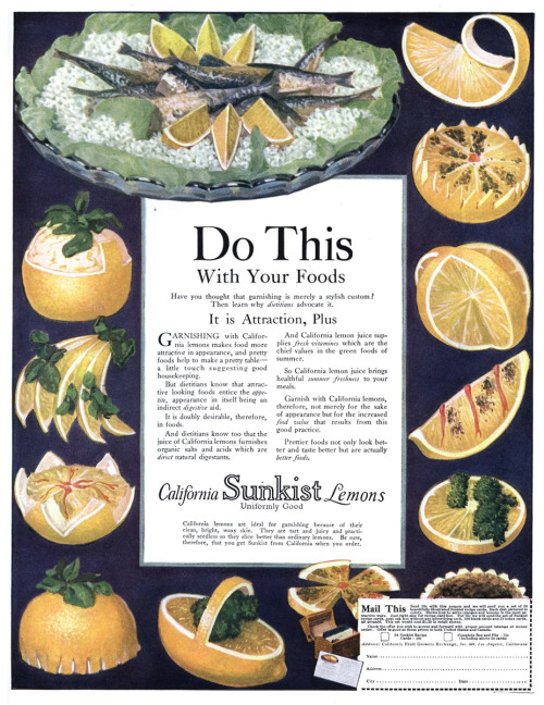 Do this with your lemons