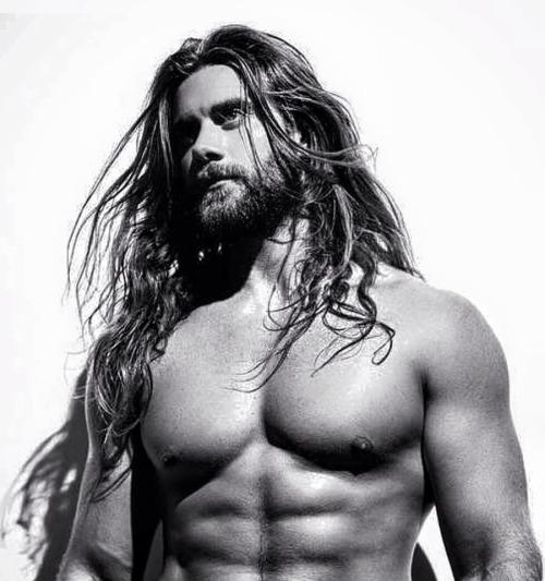 long hair 2432