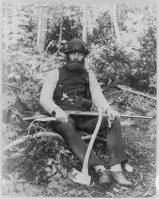 Vintage Lumberjack