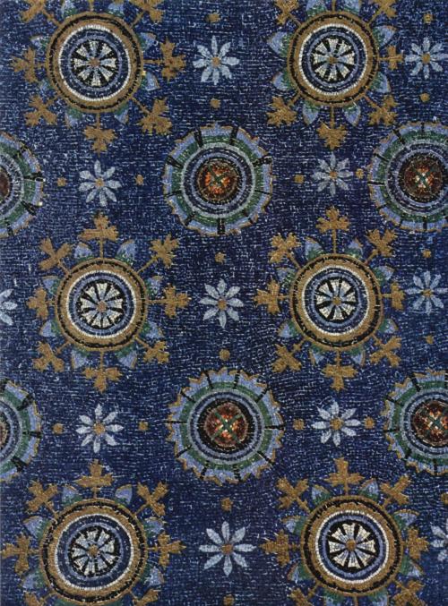 Mosaic, Ravenna, Italy