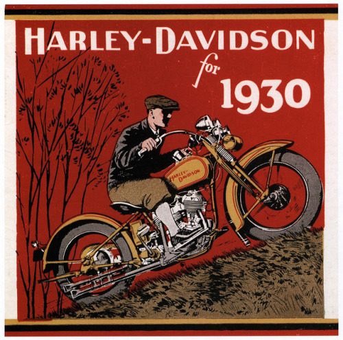 Harley-Davidson, 1930