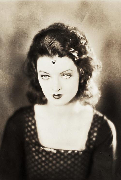 Myrna Loy, 1928
