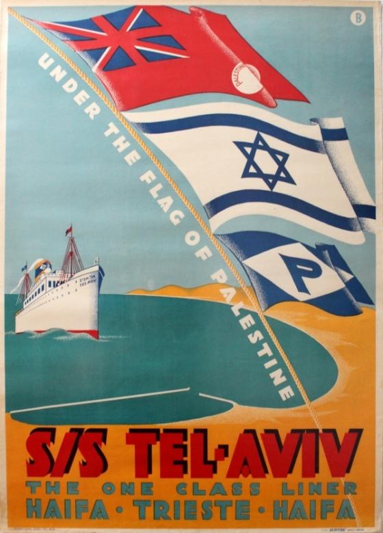 palestine liner
