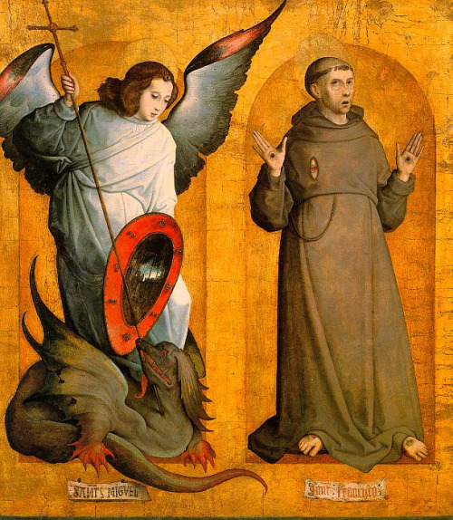 Saints Miguel and Francisco
