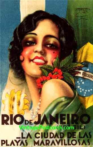 Rio de Janeiro – La ciudad de las playasmaravillosas