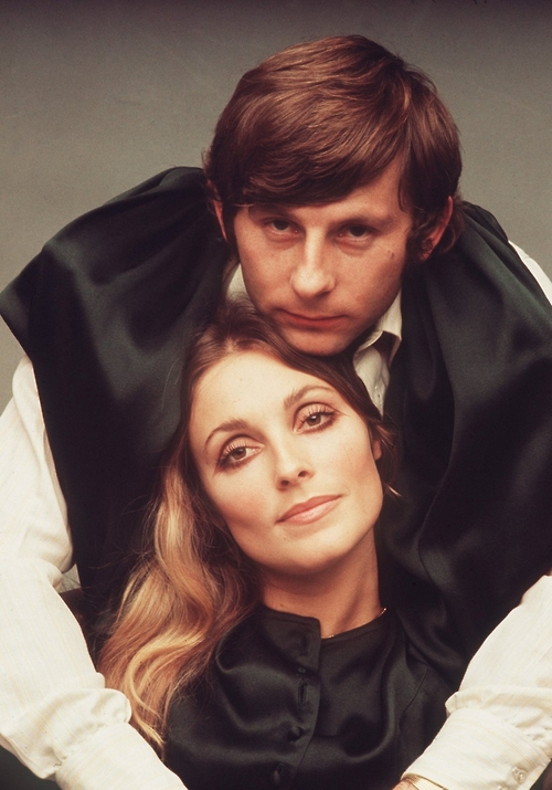Roman Polanski and Sharon Tate, circa 1968